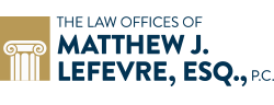 The Law Offices of Matthew J. Lefevre, Esq., P.C. logo